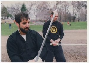 Robert 2001 Park sword