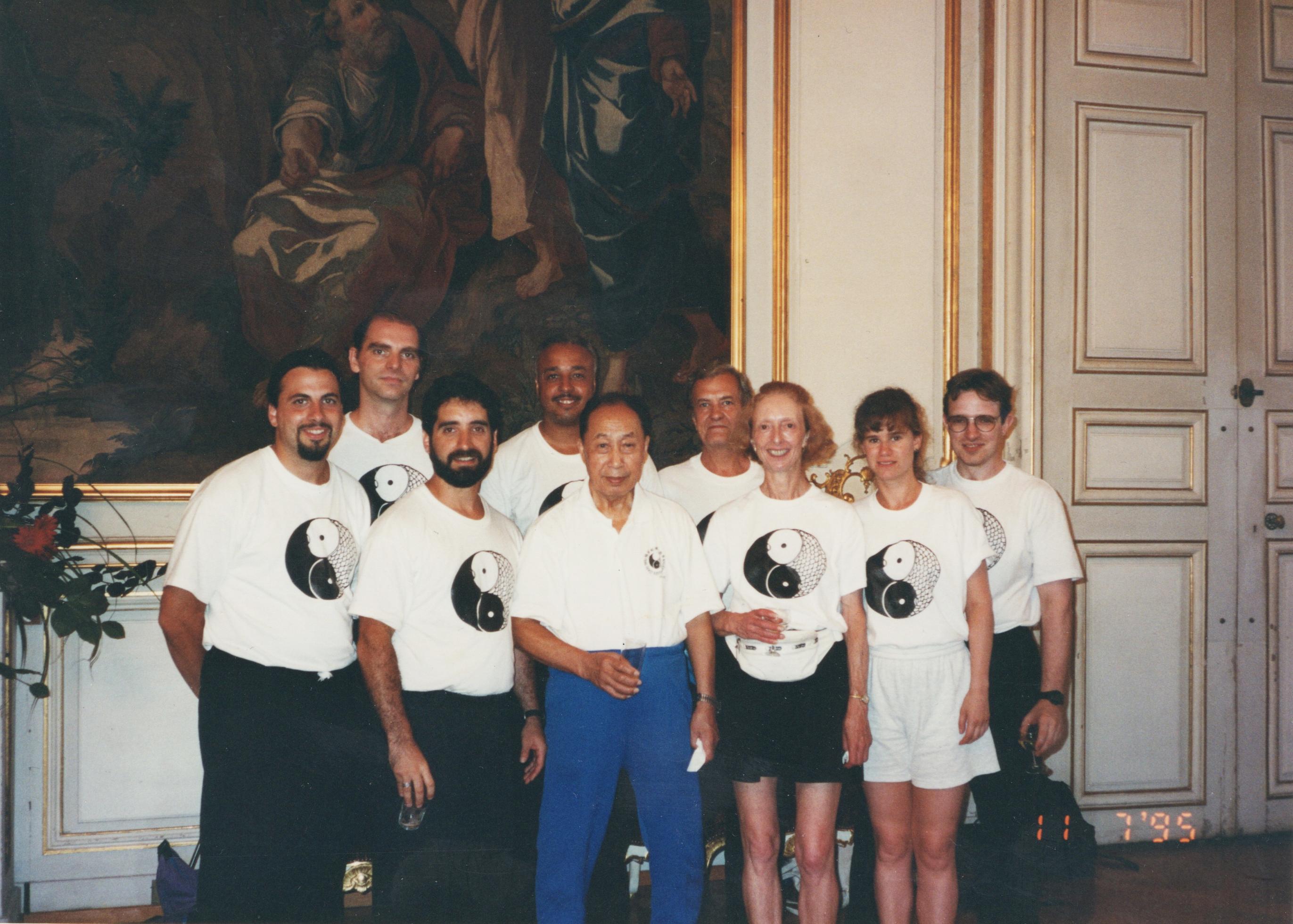 Strasbourg Taiji Group with WYN v2