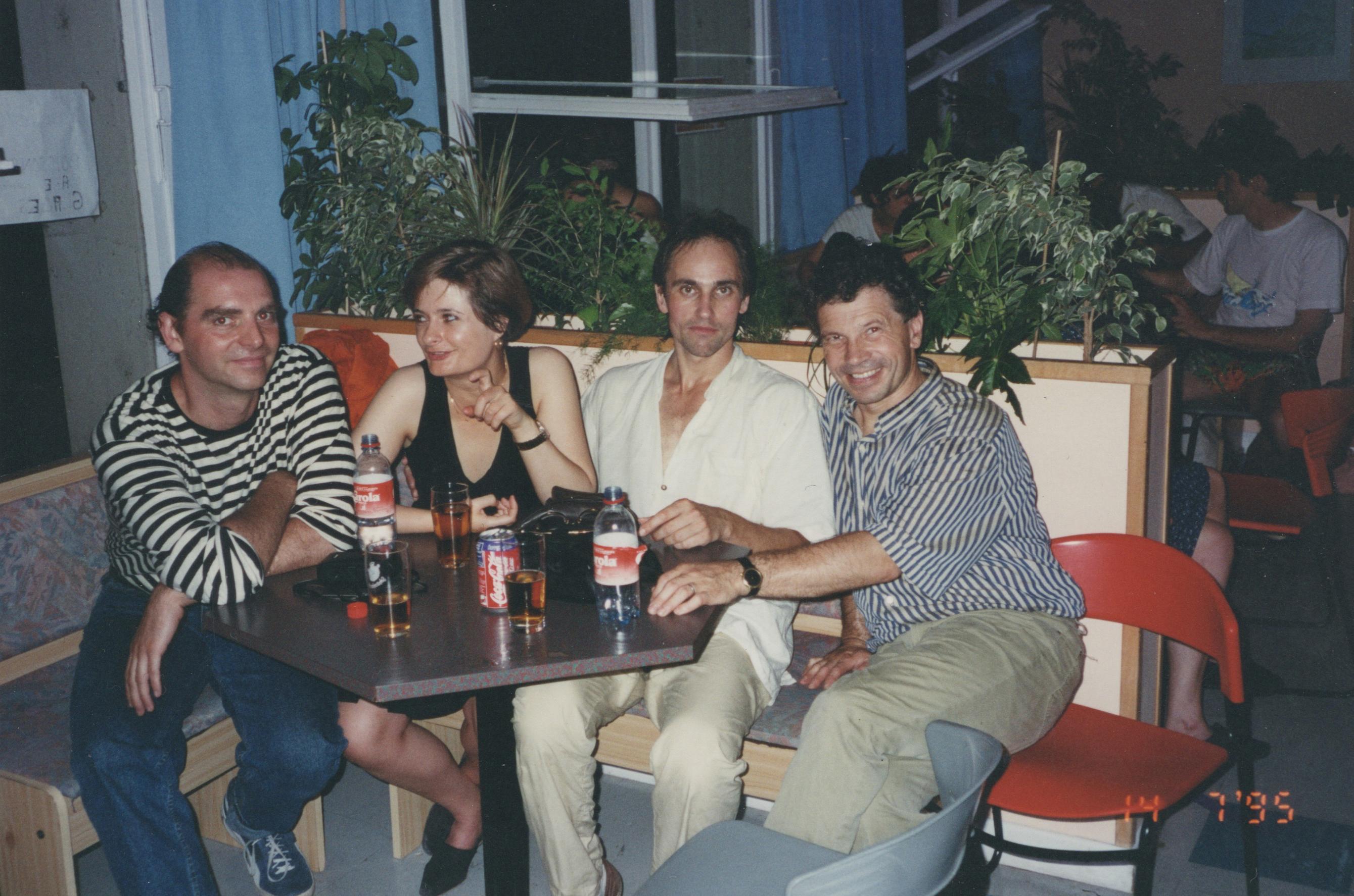 Strasbourg taiji Tom C Cafe V2